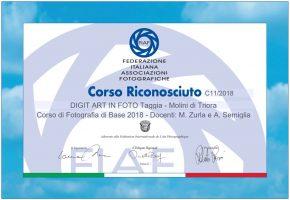 Riconoscimento FIAF